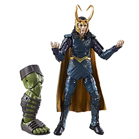 cb04149e35f2ec Amazon.com  Marvel Thor Legends Series 6-inch Loki  Toys   Games