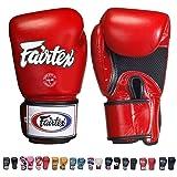 Fairtex Gloves Muay Thai Boxing Sparring BGV1 Size