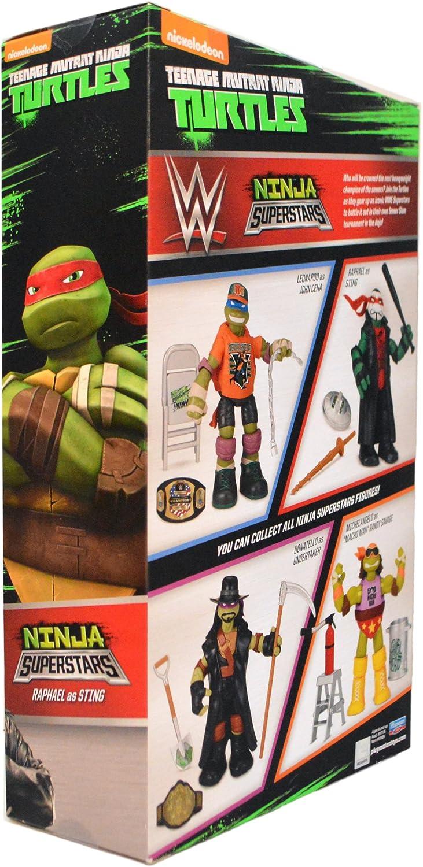 Amazon.com: Raphael como Sting – WWE superestrellas de ...