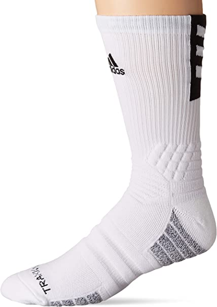adidas Creator 365 Basketball Crew Socks (1-Pack) Calcetines ...