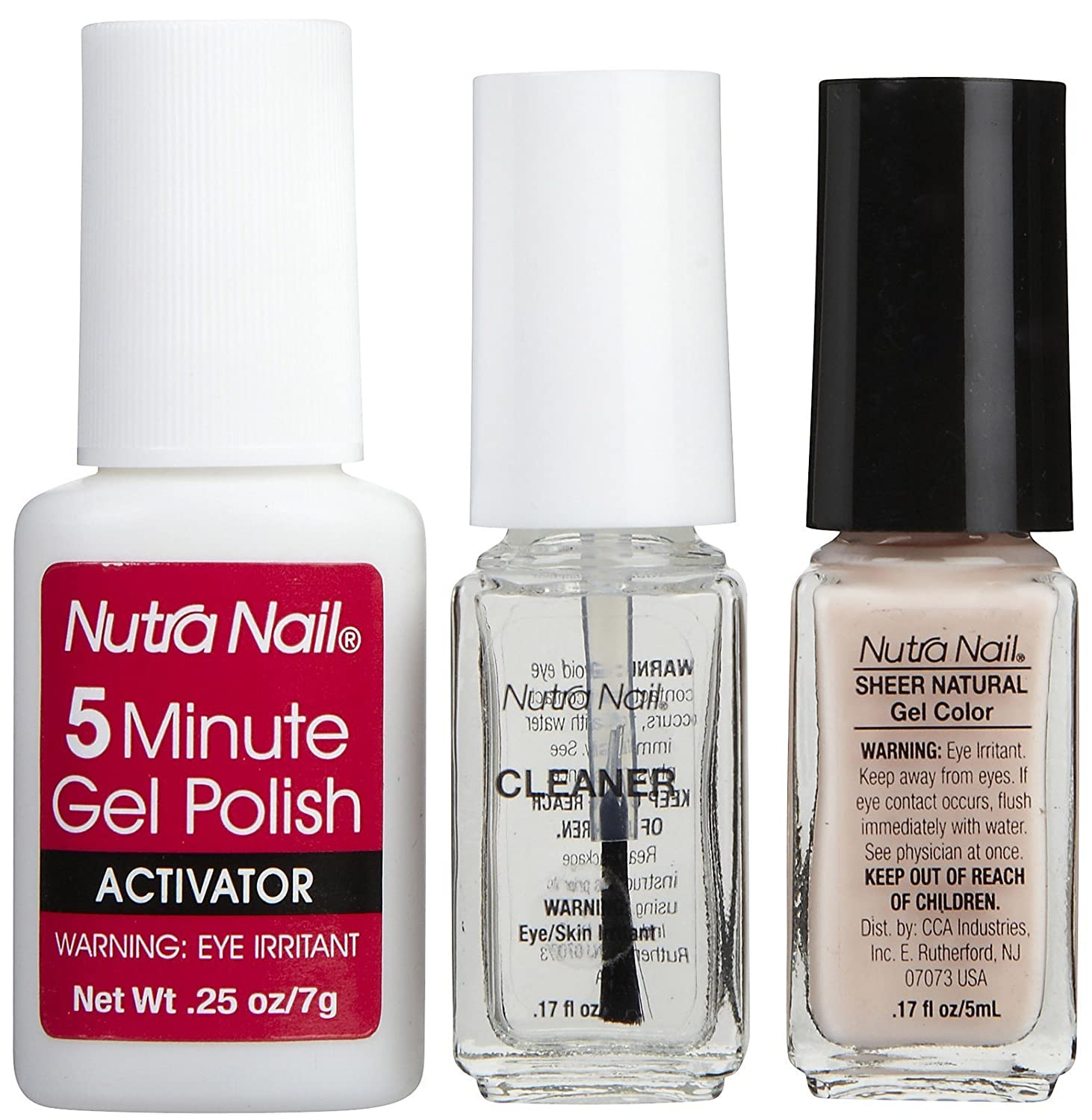 Amazon.com : Nutra Nail Gel Perfect, 0.59 Ounce : Nail Polish : Beauty