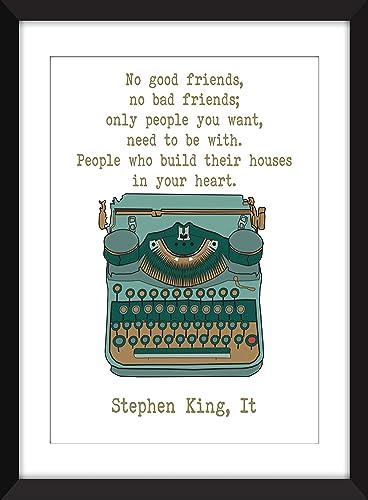 Amazon.com: Stephen King No Good Friends, No Bad Friends ...