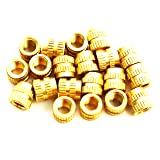 [ J&J Products ] M5 Brass Insert 20pcs, 7.1mm