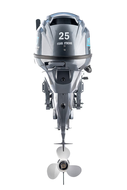 Four-cycle boat motors Mikatsu: reviews