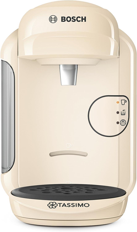 Bosch Tassimo vivy 2 tas1407gb cafetera, 1300 vatios, 0.7 litros ...