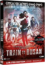 Train To Busan- Limited Edition (2 DVD, Film + Anime Seoul Station)