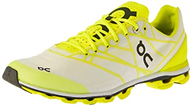 On Running Zapatillas CLOUDFLASH Mujer Neon White: Amazon.es: Deportes y aire libre