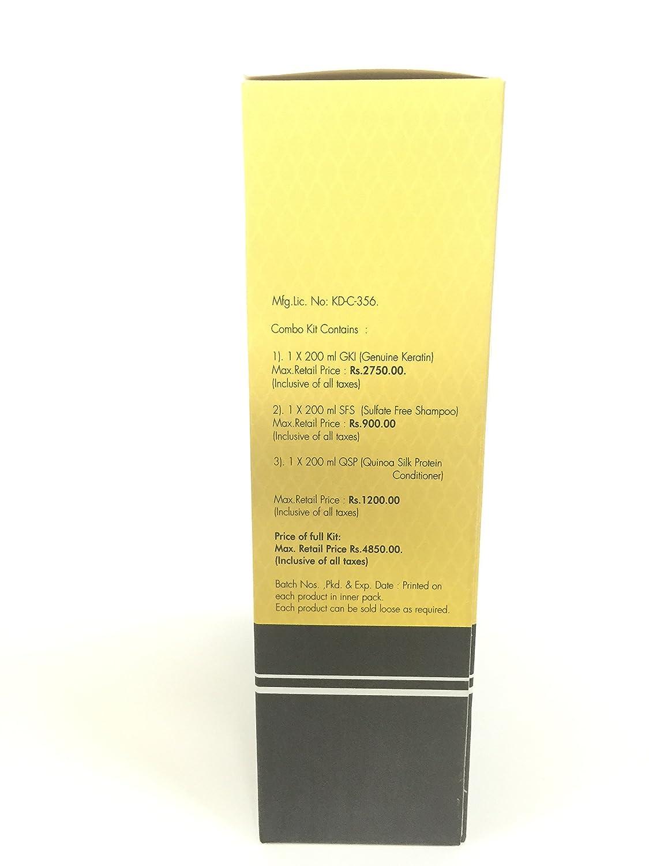 Buy Niconi Genuine Keratin Infusion Kit Online at Low Prices