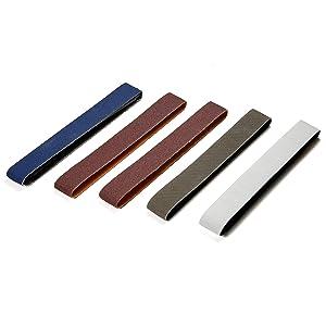 Work Sharp CPAC005 Master Kit Replacement Sharpening Belts, Blue
