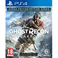 Ghost Recon Breakpoint - Auroa Edition (PS4)