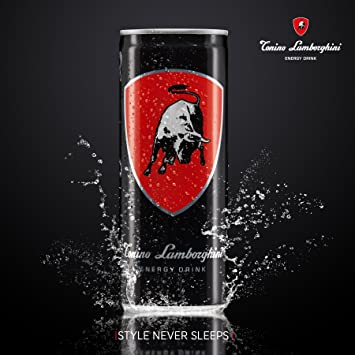 Amazon Com Tonino Lamborghini Energy Drink Grocery Gourmet Food