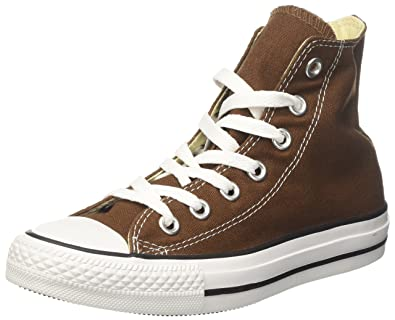 f1fae9dc34e977 Converse Chuck Taylor All Star Hi Top Chocolate Youth s 1