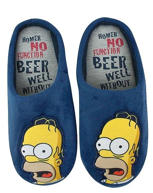 Simpsons Zapatillas Homer, 44, 45y 46