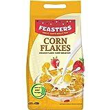 Feasters Corn Flakes Plain Pouch, 500g