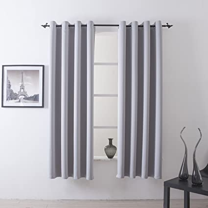 Amazon.com: Hodeco Blackout Curtains for Bedroom Blackout Shades ...