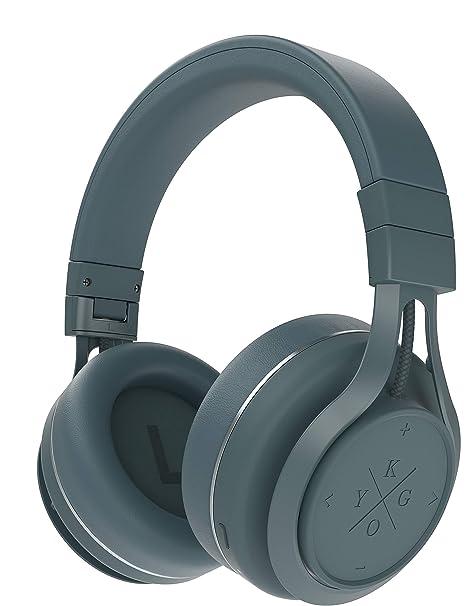 Kygo A9/600 Auricular inalámbrico Over-Ear (Panel táctil Integrado, Micro y