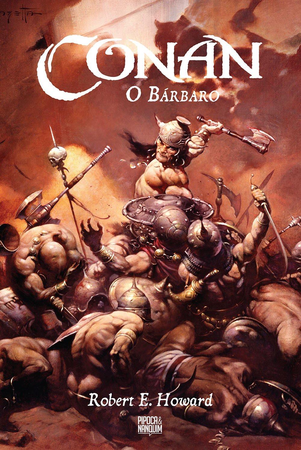Conan o Bárbaro  - Livro 1 Exclusivo Amazon