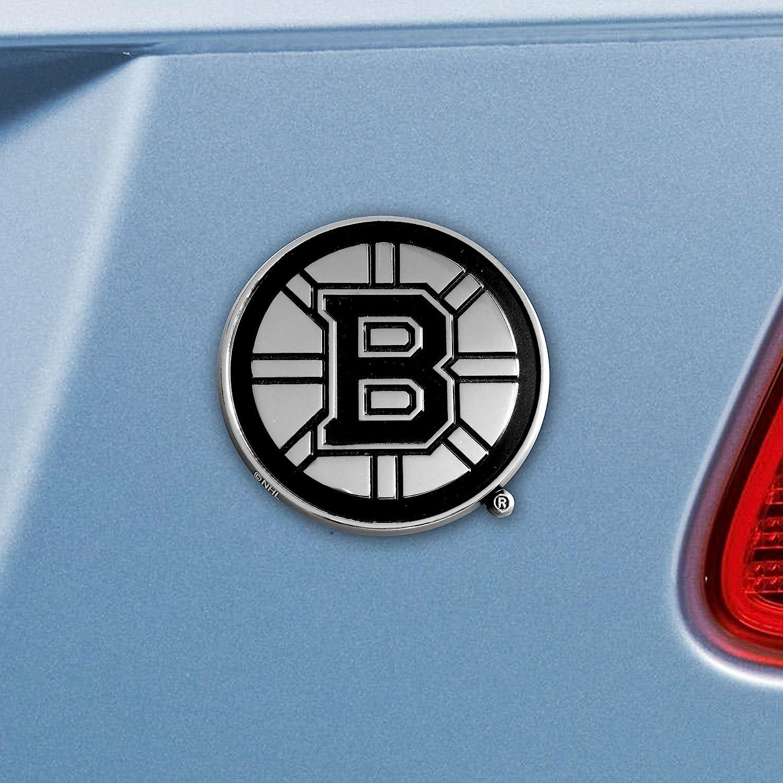 FANMATS  14837  NHL Boston Bruins Chrome Team Emblem