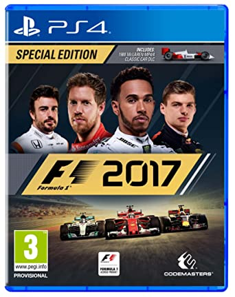 F1 2017 Special Edition  Amazon.co.uk  PC   Video Games 905a9e0fd96d8