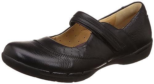 Clarks Bags Leather 'un uk Hazel' co Shoes Womens Black amp; Shoes Amazon rxP4BAqrSw