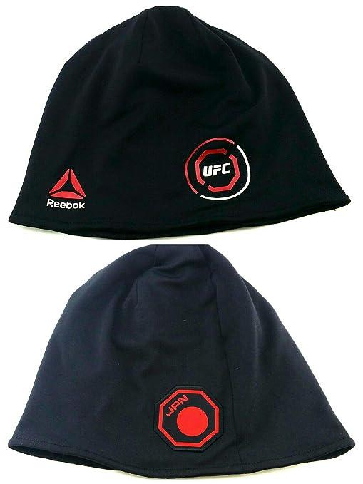 8651b535 Amazon.com : UFC Reebok Japan JPN Training Dri Toque UnCuffed Black ...