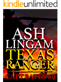 Texas Ranger 9: Western Fiction Adventure (Capt. Bates)
