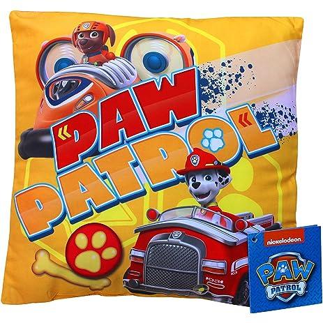 Amazon Com Paw Patrol Cushion Kids Bedroom Decor Childrens