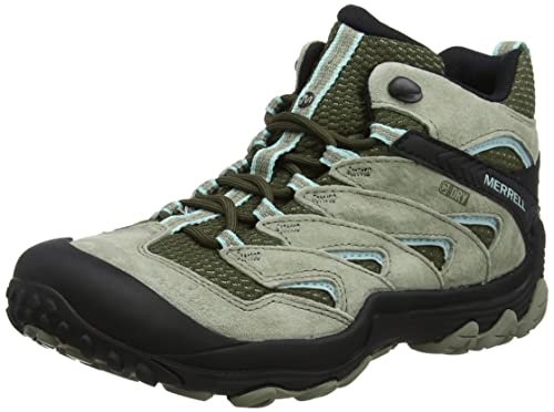 Merrell Cham 7 Limit Mid Waterproof, Zapatillas de Senderismo para Mujer: Amazon.es: Zapatos y complementos