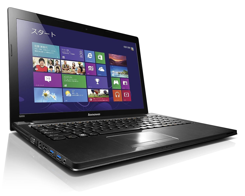 消費税無し Lenovo G500 (Celeron-1005M/320GB/2GB/DVD-SM/Win8 B00DLZDSQO 59373976/15.6型 G500/ブラック) 59373976 B00DLZDSQO, 海南市:a2d0c97d --- arianechie.dominiotemporario.com