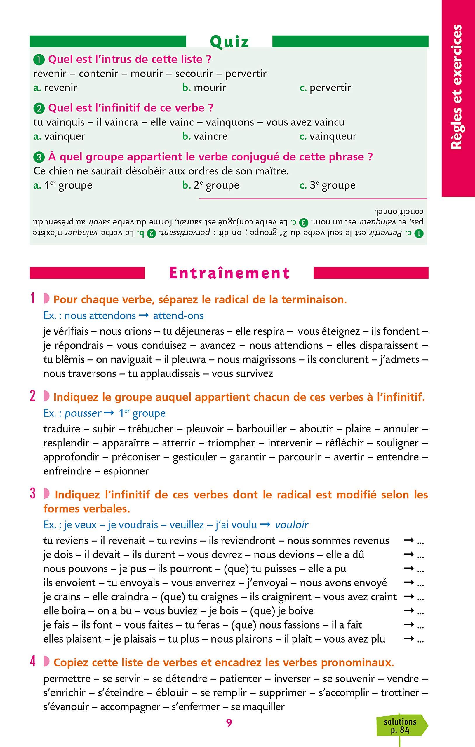 Amazon Fr Bled Conjugaison Berlion Daniel Livres