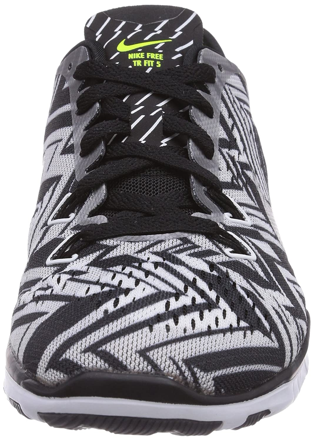 ... amazon nike womens free 5.0 tr fit 5 print cross trainer fitness cross  training