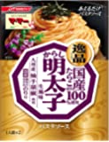 マ・マー あえるだけパスタソース 逸品国産からし明太子生風味 50g