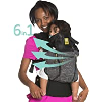 LILLEbaby 360-degree Ergonomic Six Position Baby & Child Carrier (Black 5th Ave)