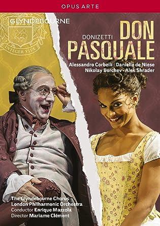 Donizetti Don Pasquale Glyndebourne Alessandro Corbelli