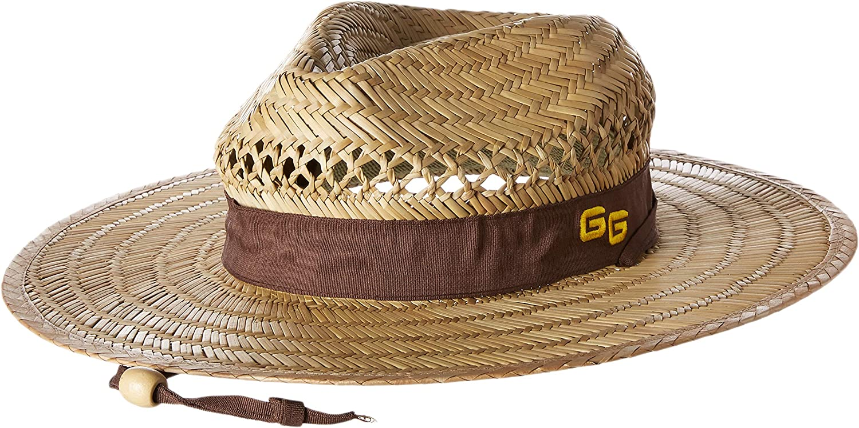 Glacier Glove Sonora Straw Sun Hat