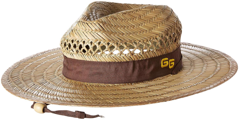 Glacier Outdoor Sonora Straw Sun Hat (Beige)