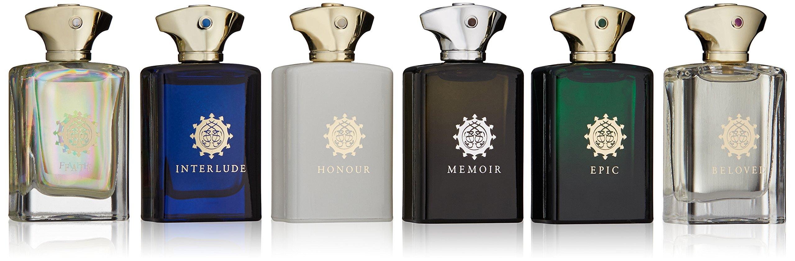 AMOUAGE Miniatures Bottles Collection Modern Men's Fragrance Set
