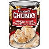 Campbell's Chunky Soup, Baked Potato with Bacon, 540ml 18.25 Fluid Ounces