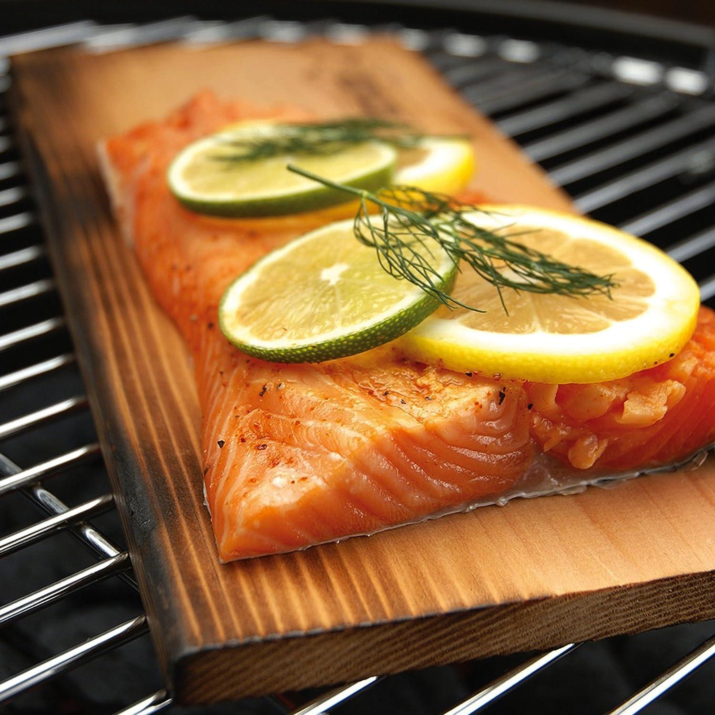 Blog: Lachs grillen