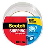 "Amazon Price History for:Scotch Heavy Duty Shipping Packaging Tape, 3"" Core, 1.88"" x 54.6 Yards, 1 Roll (3850)"