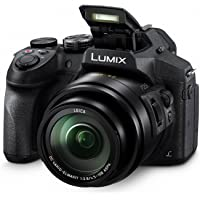 Panasonic Lumix DMC-FZ330EBK Bridge Camera with 25 - 600 mm Zoom and Full Range F2.8 - Black