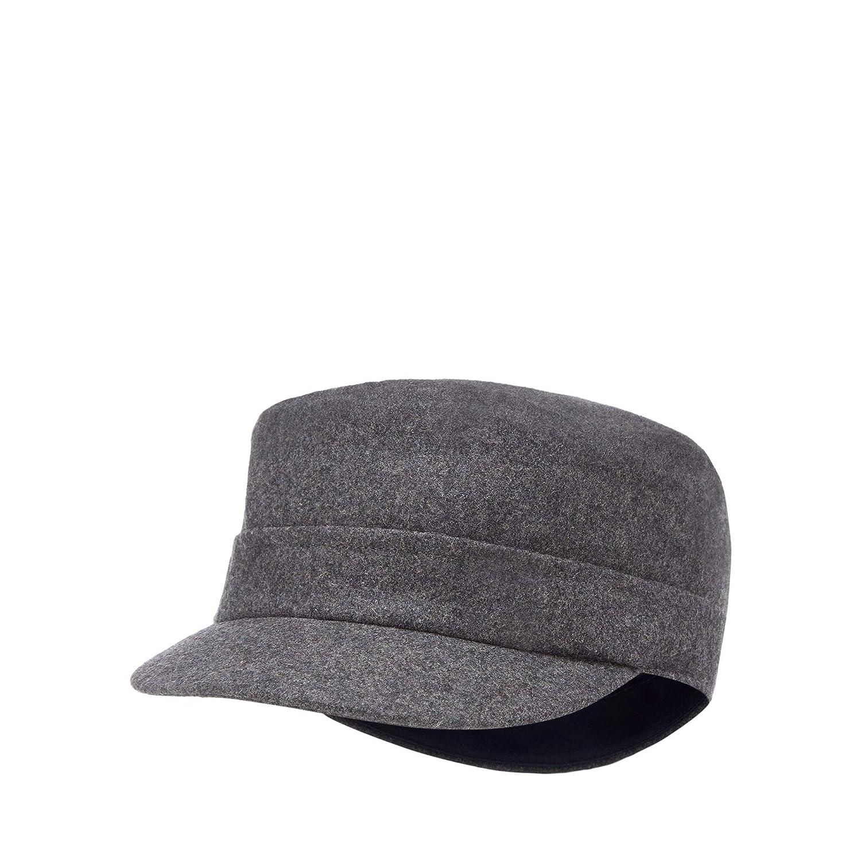 112ebc863 Debenhams J by Jasper Conran Men Grey Train Driver Hat with Wool L ...