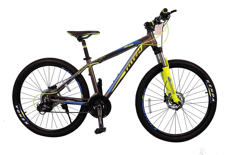 c0954c9072b TOTEM-3500 Aluminum Mountain Bike 24Speed Hydraulic Brake-26Inch:  Amazon.ae: Vlrabike