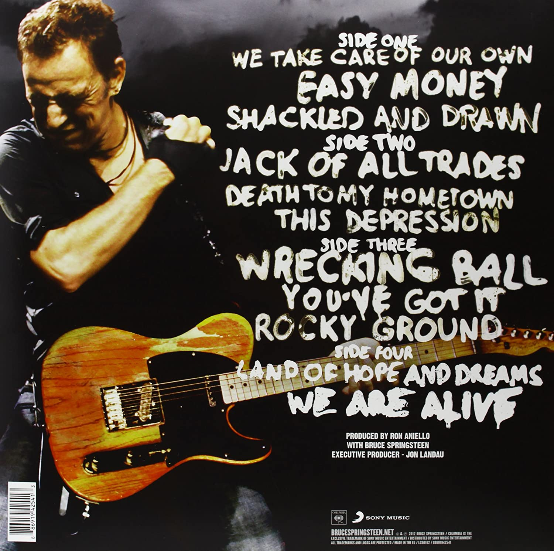 Wrecking Ball [VINYL]: Amazon.co.uk: Music