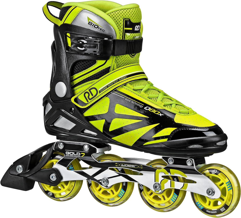 Roller Derby Aerio Q-60男士内联冰鞋