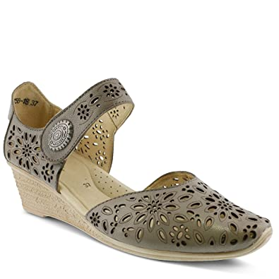 2563d00a9c0 Spring Step Women's Nougat Wedge Sandal