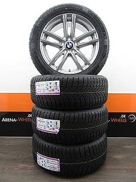4 Neumáticos de invierno de ruedas 18 pulgadas apta para BMW X3 F25 xf26 X N1 Invierno Rial X10 Nexen nuevo: Amazon.es: Coche y moto