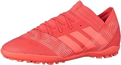 new styles d91cd 778c4 adidas Nemeziz Tango 17.3 TF, Chaussures de Football Homme, Rouge  (Reacor Redzes