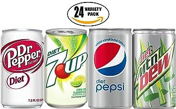 amazon com diet pepsi diet mountain dew diet 7up diet dr