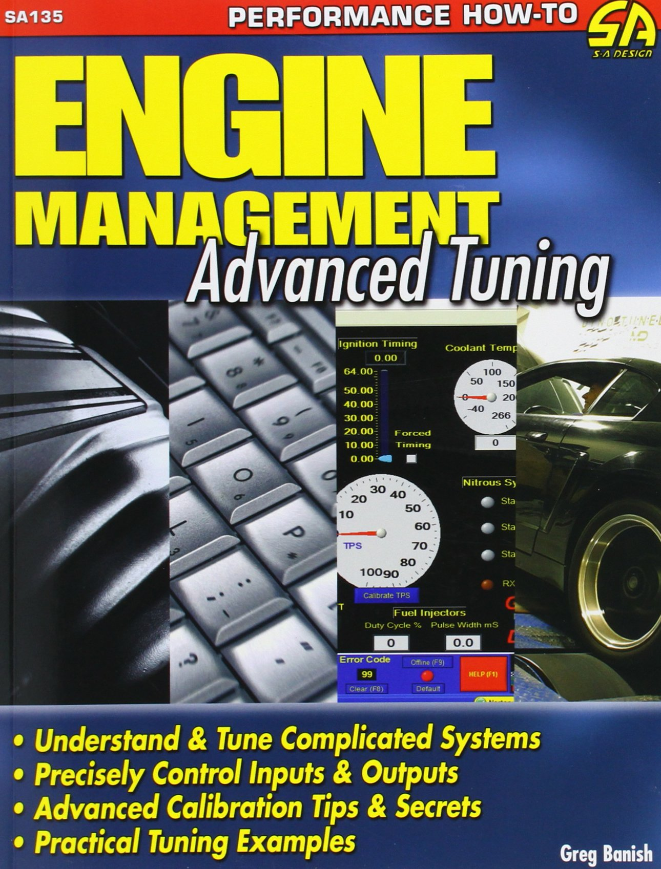 Buy Engine Management Advance Tuning Book Online At Low Prices In